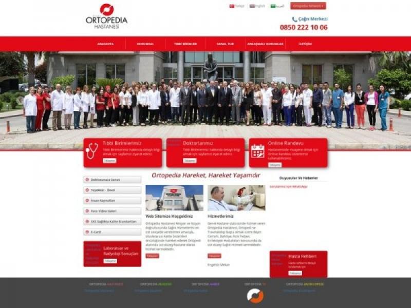 Adana Ortopedia Hastanesi