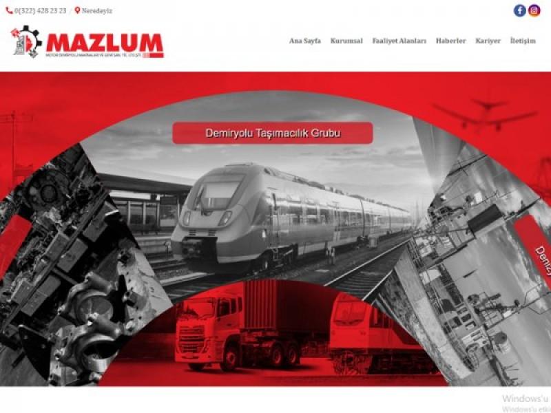 Mazlum Motor