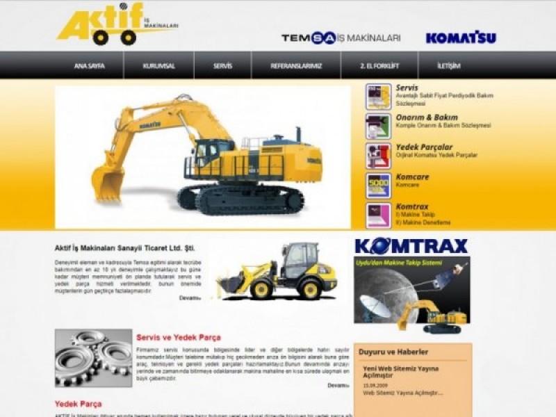 Temsa Adana Yetkili Servis Aktif İş Makinaları