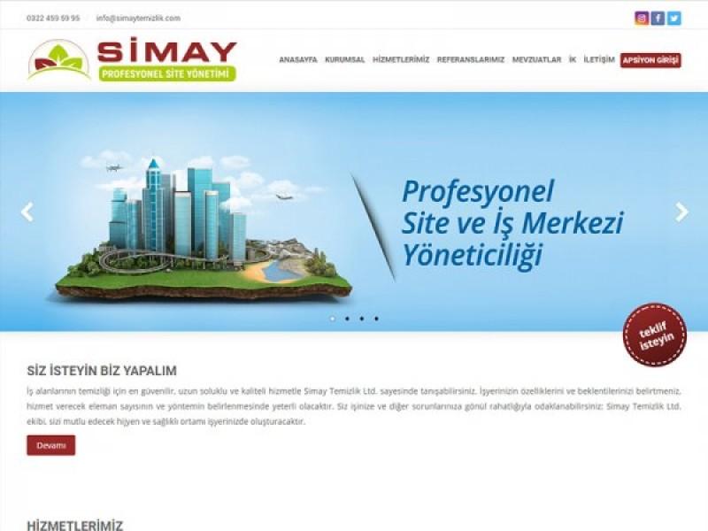 Simay Profesyonel Site Yönetimi